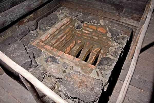 Баня по чёрному своими руками фото 9