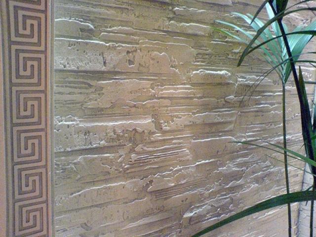 Декоративная стена своими руками фото