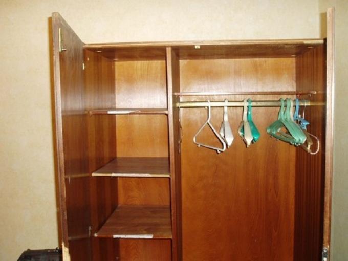 Как сделать шкаф двухстворчатый своими руками