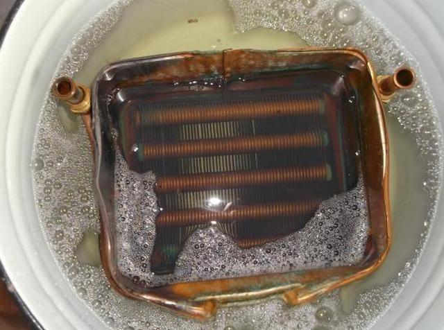 Нева 4511 как снять и промыть теплообменник курсовой спиральный теплообменник