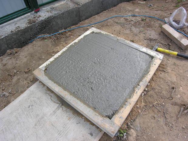 Как сделать самому бетон для заливки