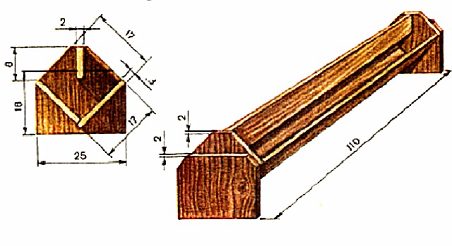 Как изготовить кормушки для кур своими руками 84