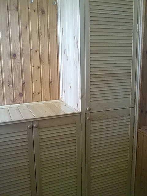 Как сделать шкаф на балконе своими руками камины и печи екат.