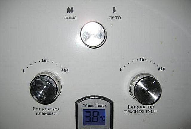 Как пользоваться газовой колонкой автомат