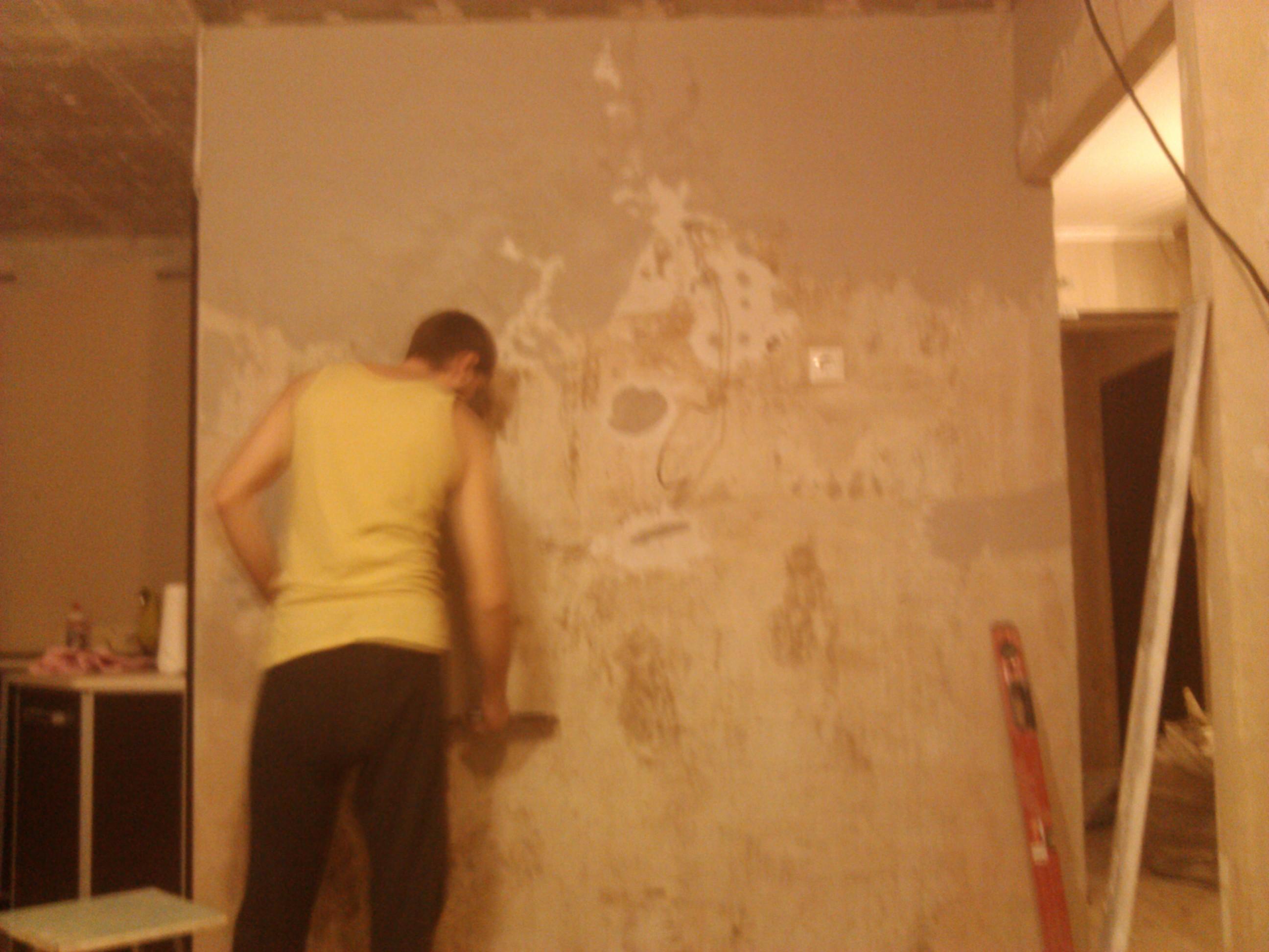 Ремонт квартиры своими руками выравнивание стен чем