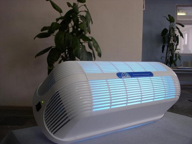 Мойка воздуха с фотокаталитическим фильтром