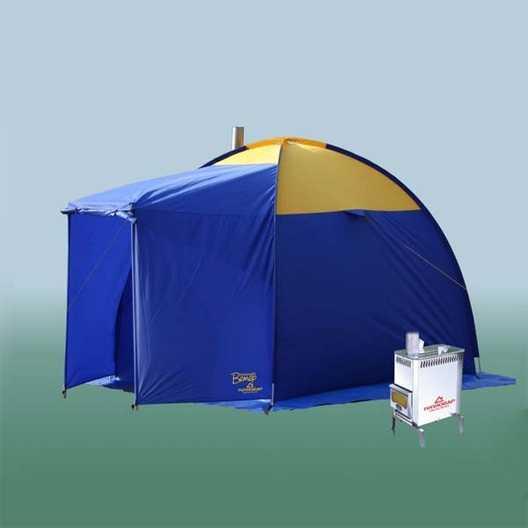 Палатка для бани