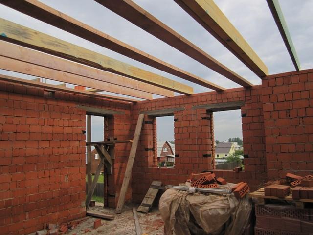 Перекрытия крыши своими руками видео - Jiminy.ru