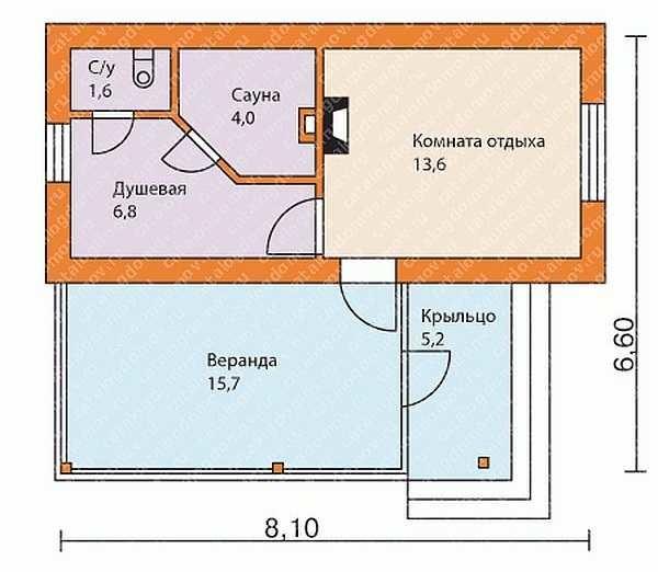 Как сделать проект дома из пеноблоков