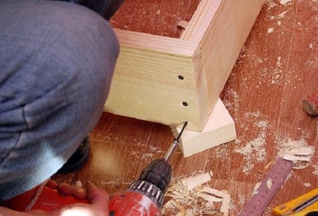 Как сделать коробку под дверь своими руками