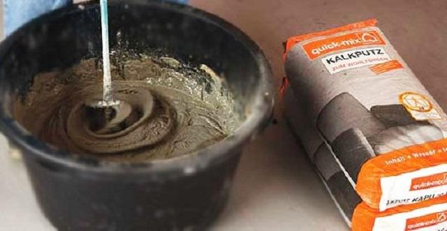 Как приготовить цементную штукатурку своими руками 36