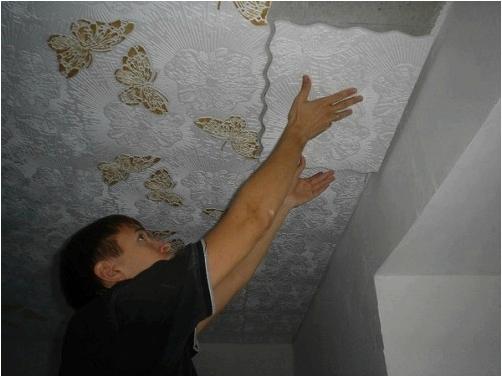 Варианты отделки потолков своими руками