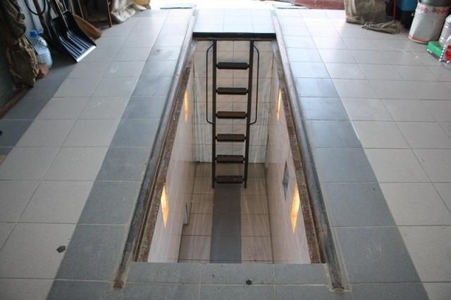 Погреб и смотровая яма в гараже своими руками