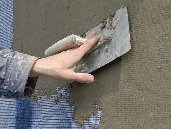 Утепление фасадов пенопластом своими руками видео