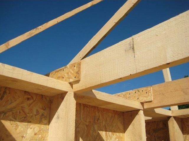 Строим каркасный дом своими руками фотоотчет