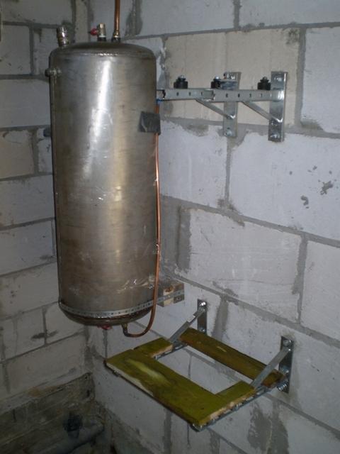 Самодельный гидравлический теплообменник секция теплообменника