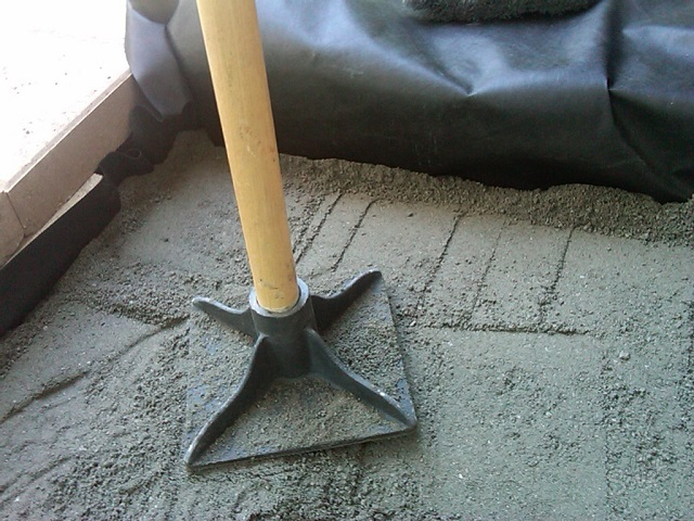 Утрамбовка песка своими руками 46