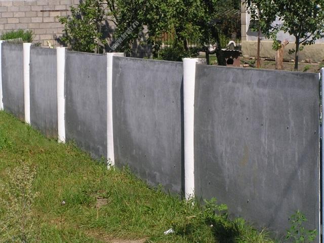 Как сделать забор из шифера своими руками фото