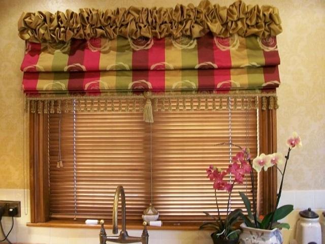 Как сделать римские шторы свои 189