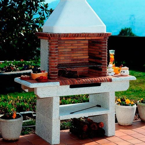 Садовый барбекю камин со скидкой фотоотчет барбекю 2015 крокус экспо
